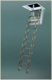 Чердачная металлическая огнестойкая лестница LSF