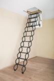 Чердачная металлическая термоизоляционная лестница LST