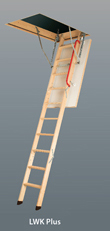 Чердачная лестница LWK Komfort Plus