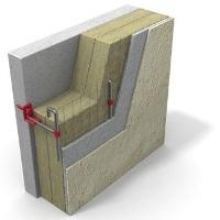 Теплоизоляция штукатурных фасадов