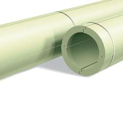 Теплоизоляция трубопроводов Теплекс C и Теплекс ПЦ