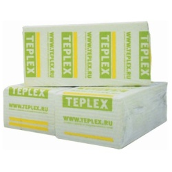 Теплоизоляционные плиты Теплекс 45
