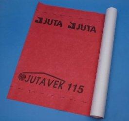 Гидро-ветроизоляционная мембрана Ютавек 115